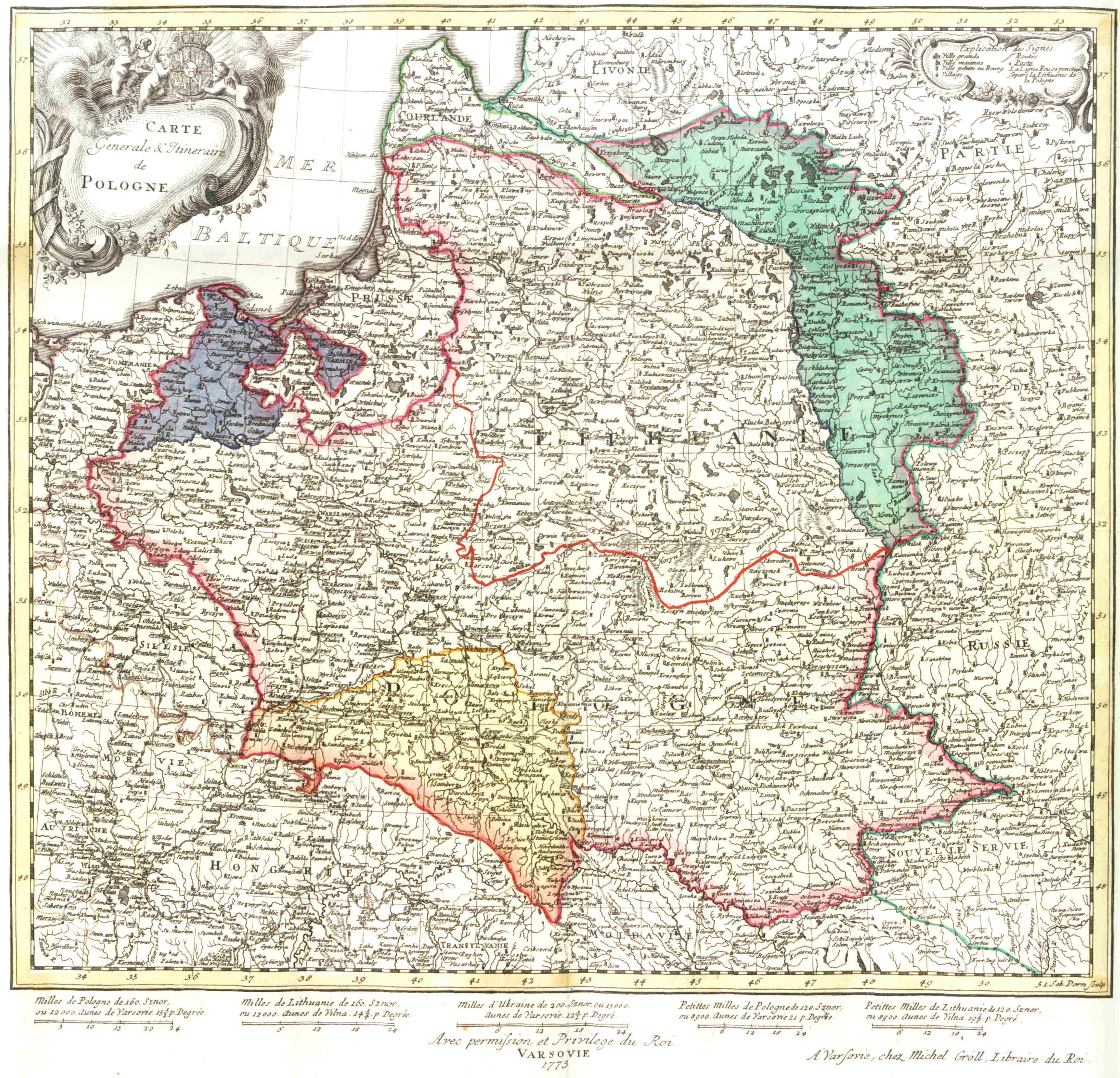 Szczecinecki Portal Historyczny Szczecinek Org Mapy Pomorza